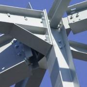 سازه فولادی و اسکلت فلزی نما پیمان