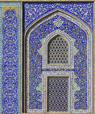 کاشی کاری ایران قدیم
