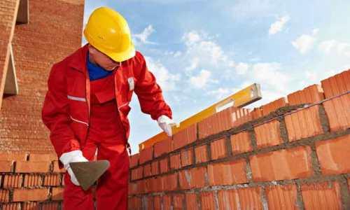 دیوارچینی ساختمان (سفتکاری)