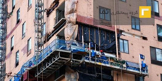 تعمیرات نما ساختمان در کرج